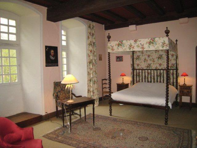 Chambre Comte de Rieux